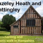 Hazeley Heath and Mattingley: An enchanting historic walk in Hampshire.